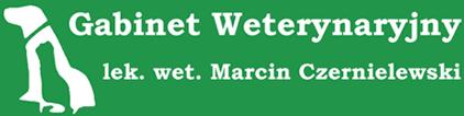 Gabinet Weterynaryjny lek. wet. Marcin Czernielewski Logo